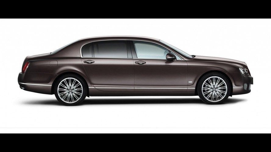 Bentley Continental per la Cina