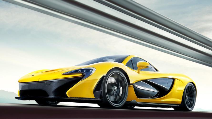 McLaren teste un prototype 100% électrique