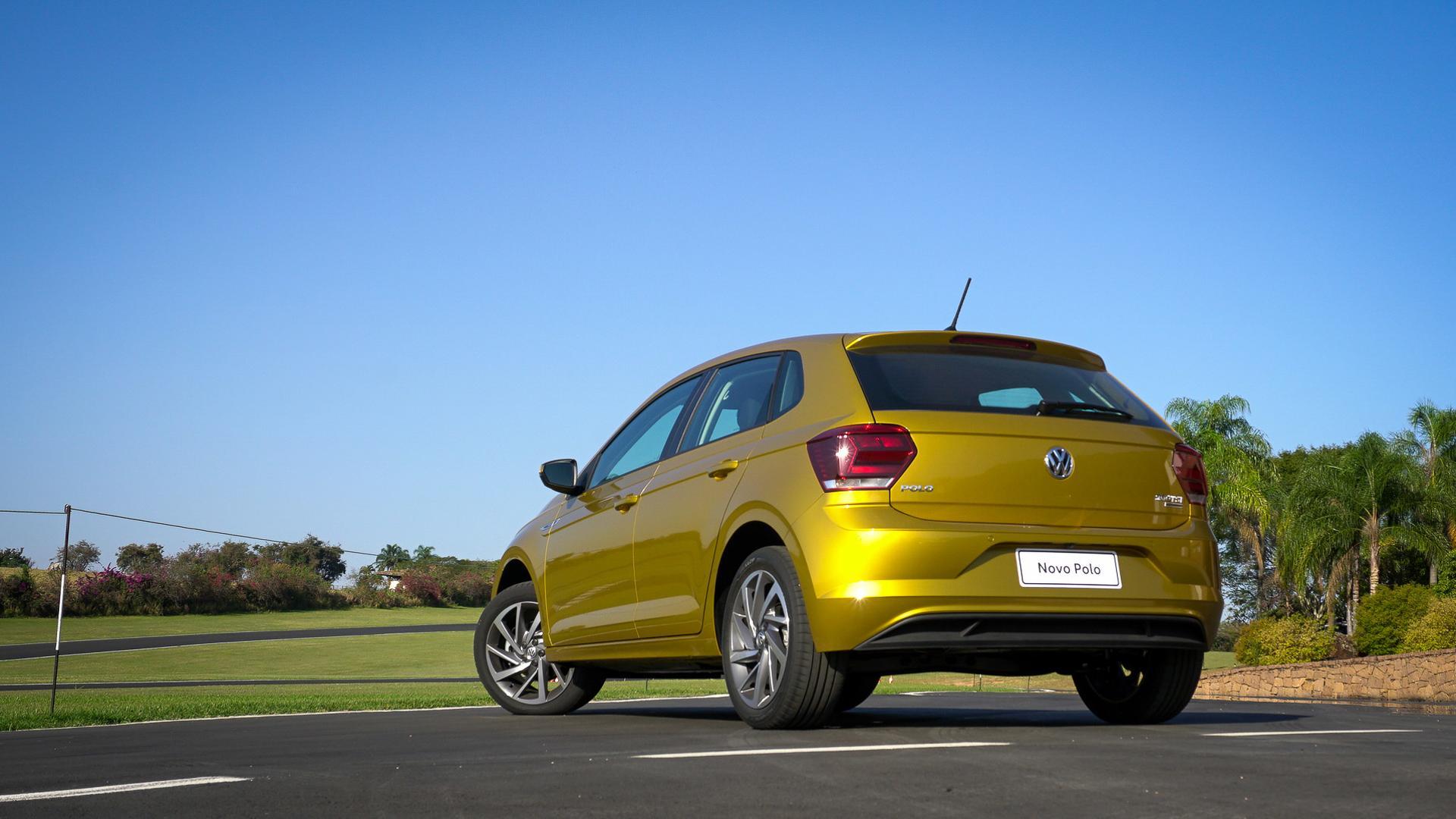 f3cb95ba14 Teste rápido - Novo VW Polo 200 TSI Highline em busca da referência ...