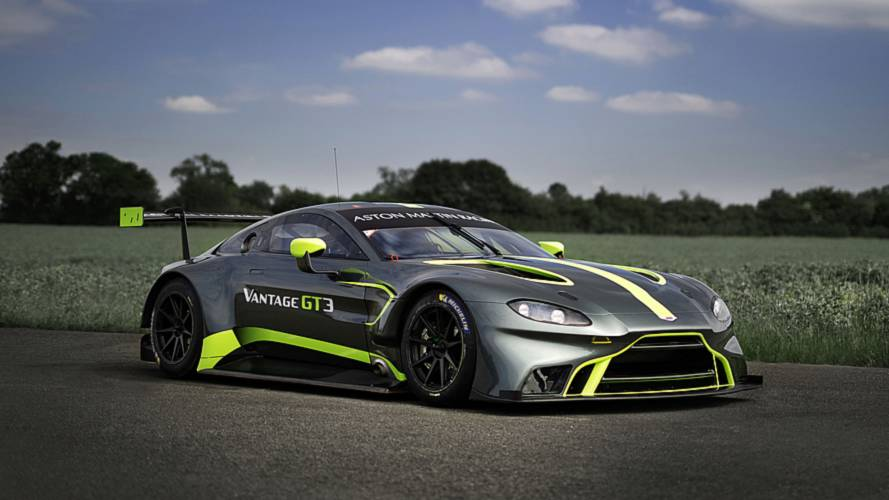 Aston Martin announces Super GT return after five years