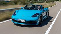 Essai gamme Porsche GTS en Sardaigne