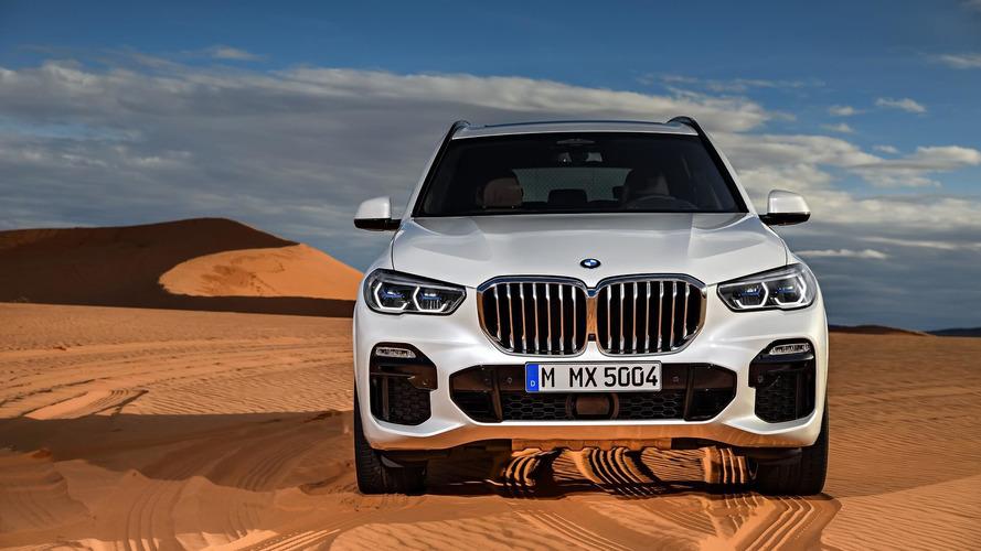 New 2018 BMW X5