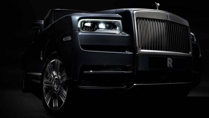 DIAPORAMA - Les 10 choses à savoir sur le Rolls-Royce Cullinan