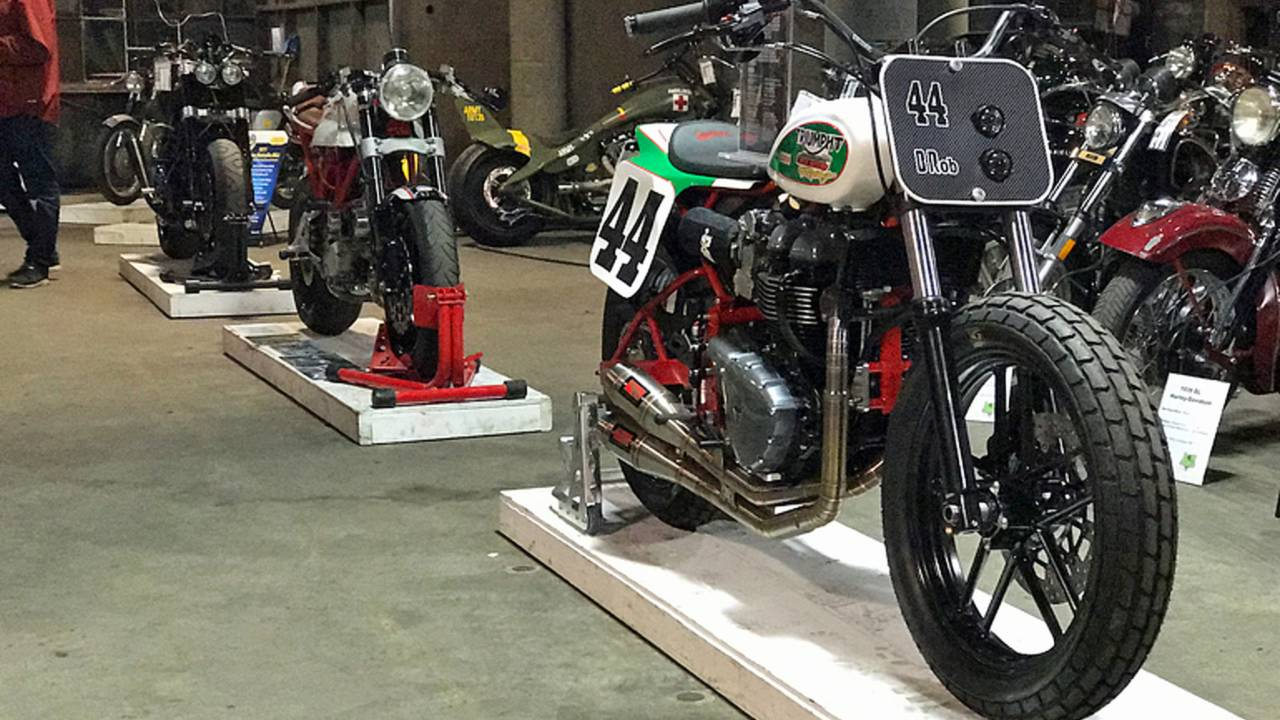 The One Moto Show 2017 - Eight Years of Cool Customs