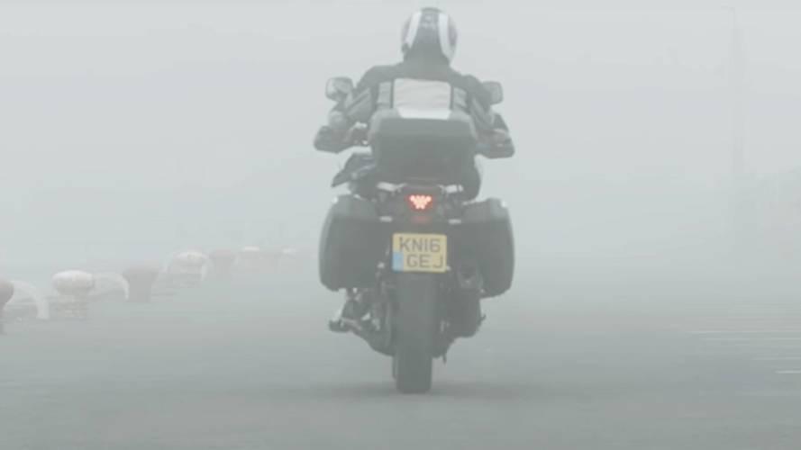 Video of the Day: Suzuki Pays a Guy to Swim