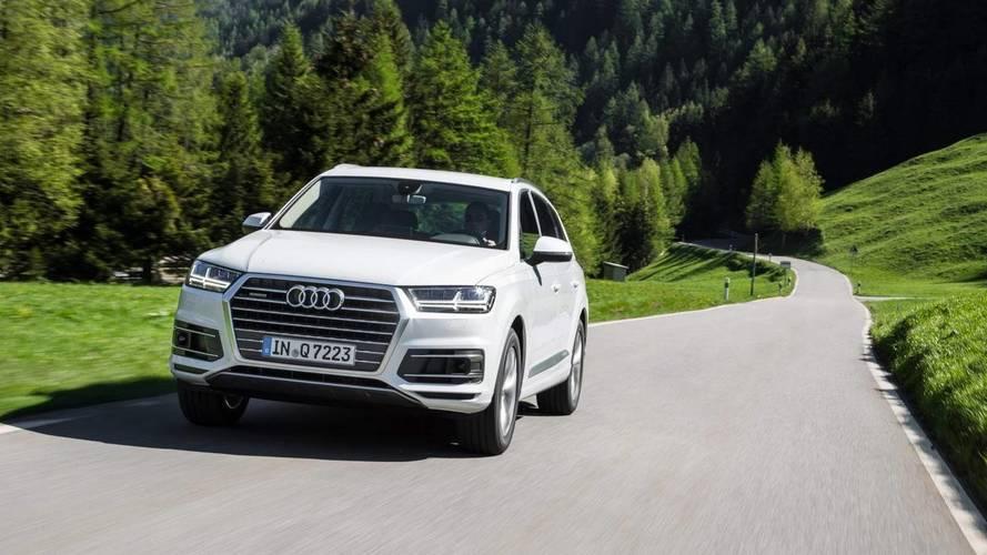 Audi Q7 2019, arrivano i 3.0 TDI mild-hybrid