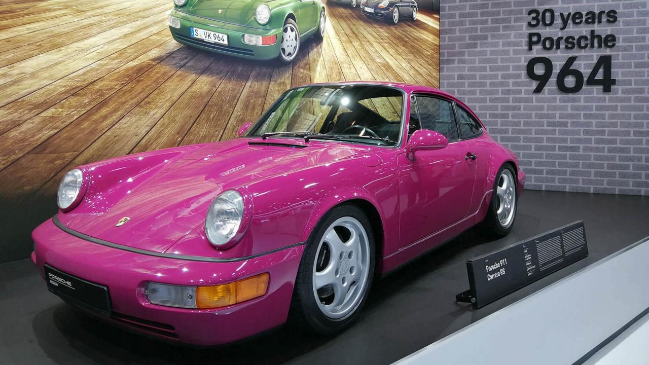 30 Jahre Porsche 911 (964)