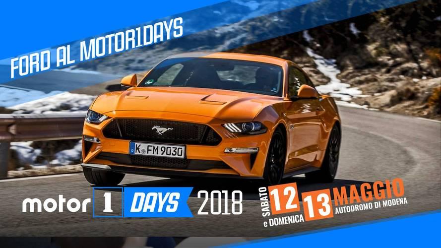 Motor1Days 2018, Ford va veloce