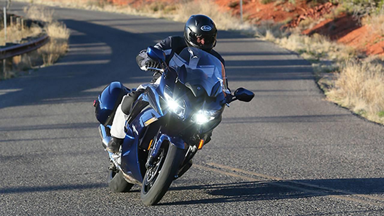 2016 Yamaha FJR1300A & FJR1300ES Sport Touring Models — Ride Review