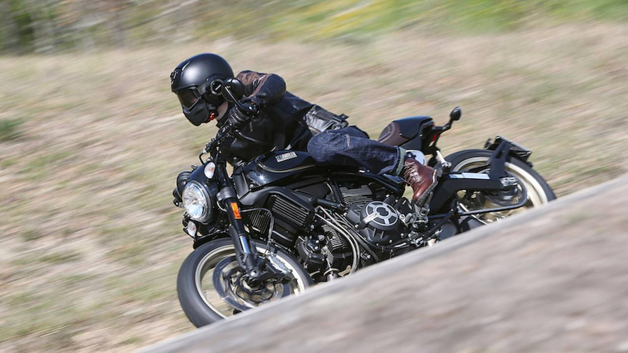 Premium Blend: Ducati Scrambler Cafe Racer Reviewed