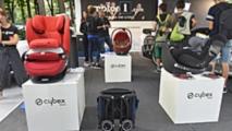 Cybex al Salone di Torino Parco Valentino 2018