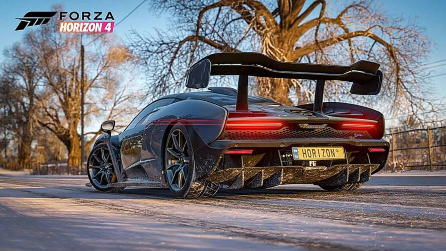 Forza Horizon 4 Car List Officially Published