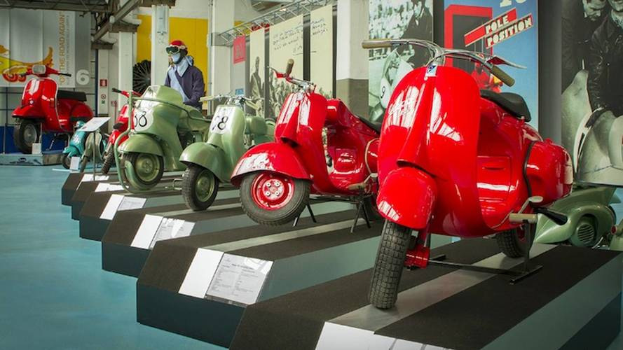Piaggio Group Opens The Ultimate Scooter Museum