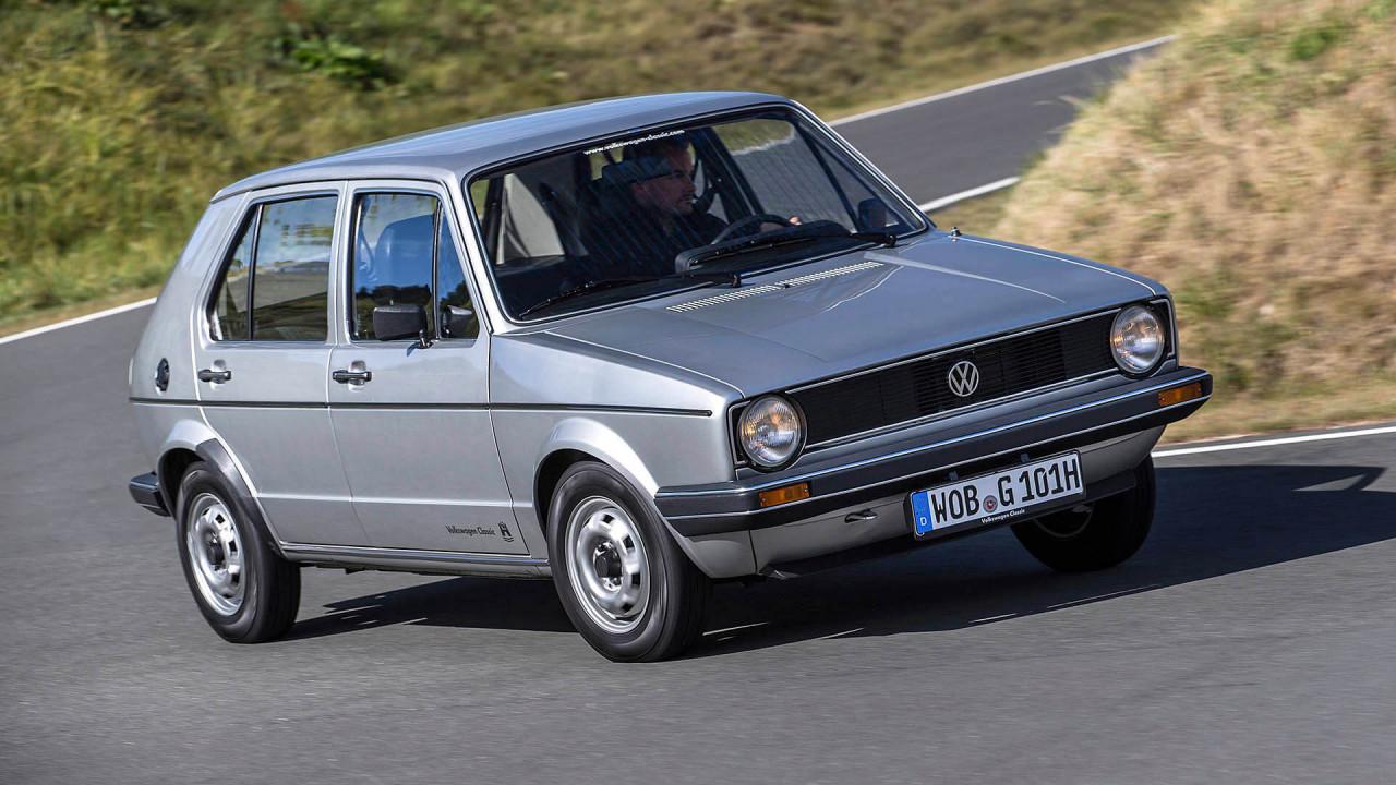 Platz 6: VW Golf