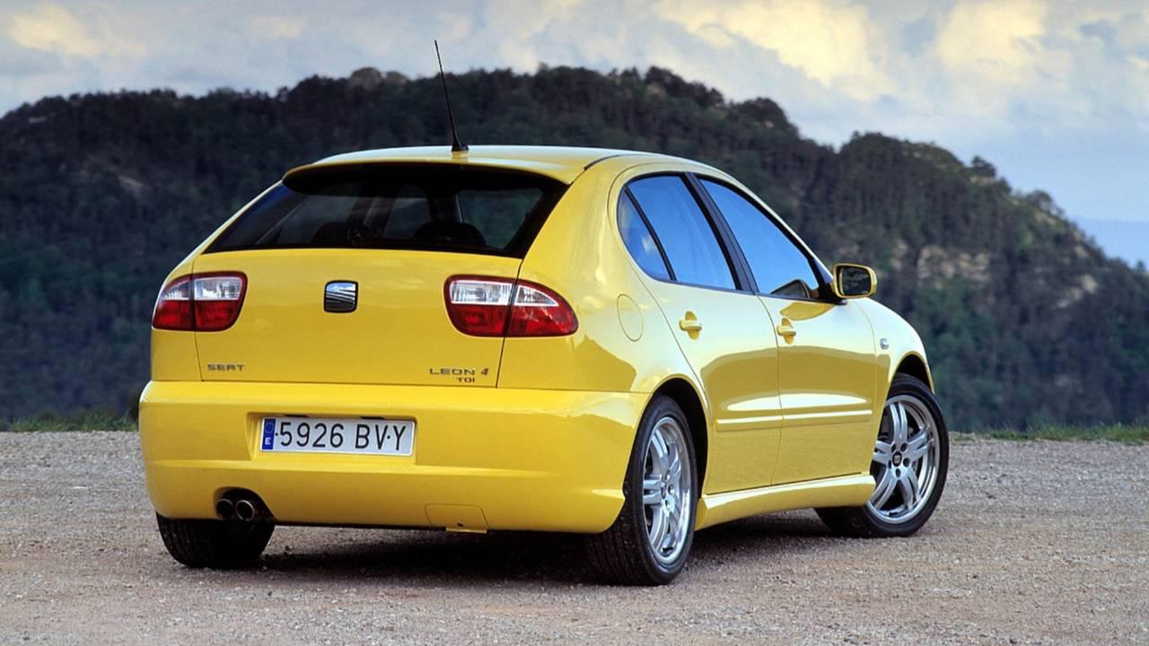 SEAT León CUPRA 4 TDI - 2002