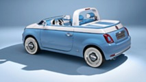 Fiat 500 Spiaggina by Garage Italia, Pininfarina