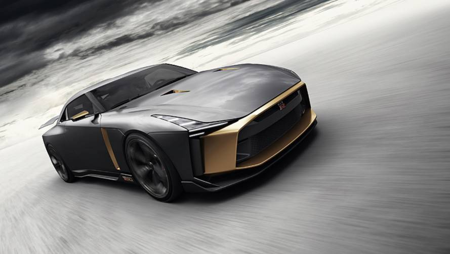 Nissan GT-R50 by Italdesign production considered at £794k