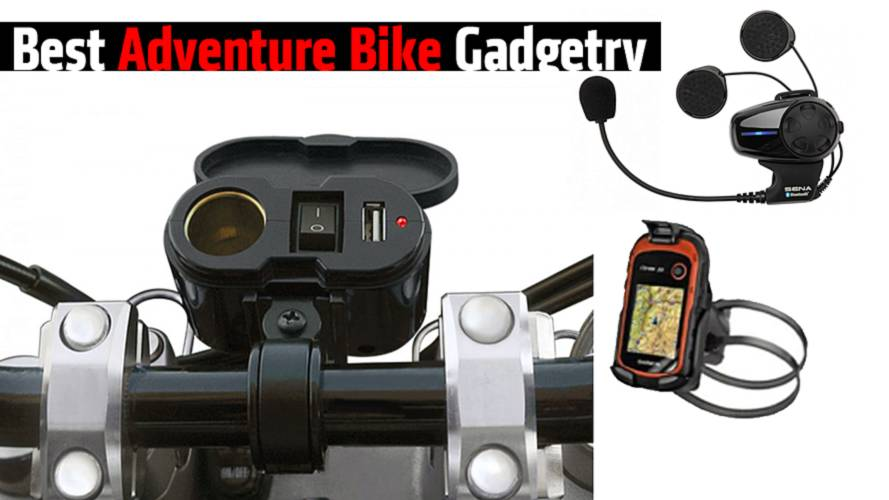 Best Adventure Bike Gadgetry