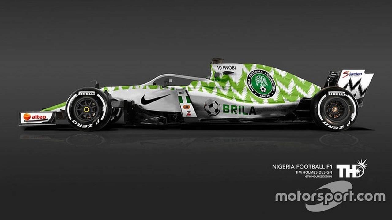 F1 Team Nigéria