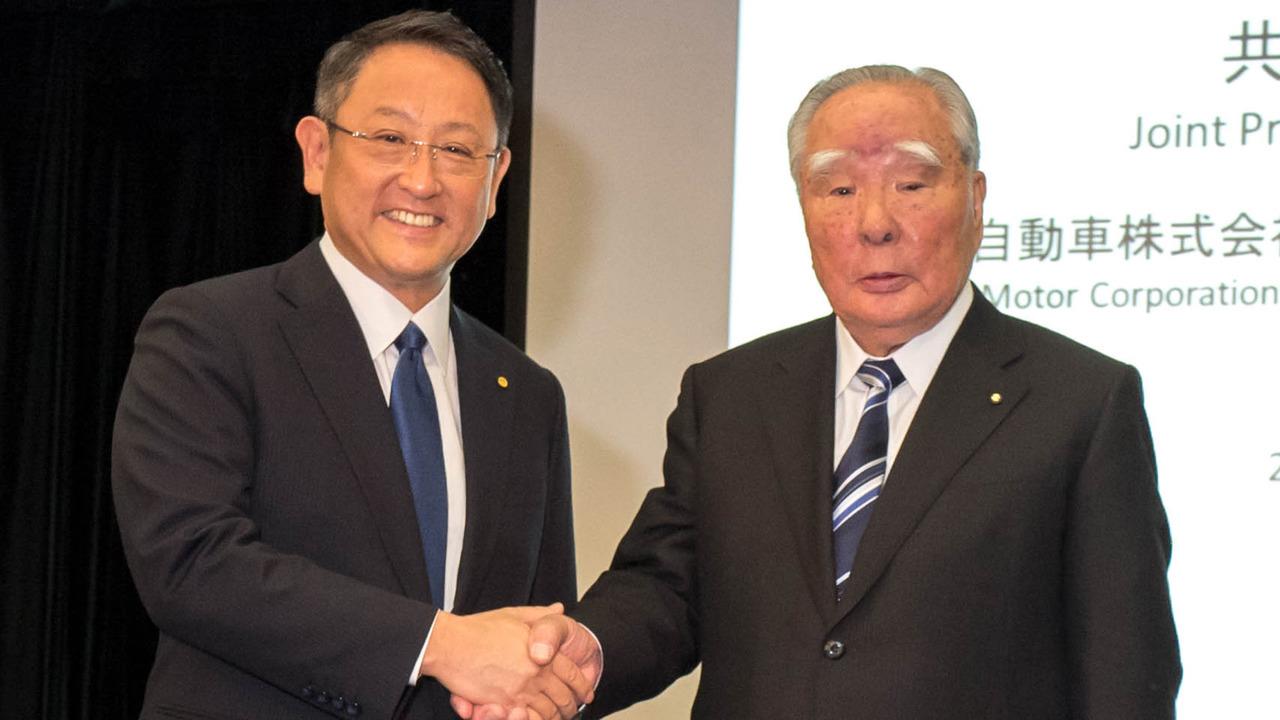 Accordo Suzuki-Toyota