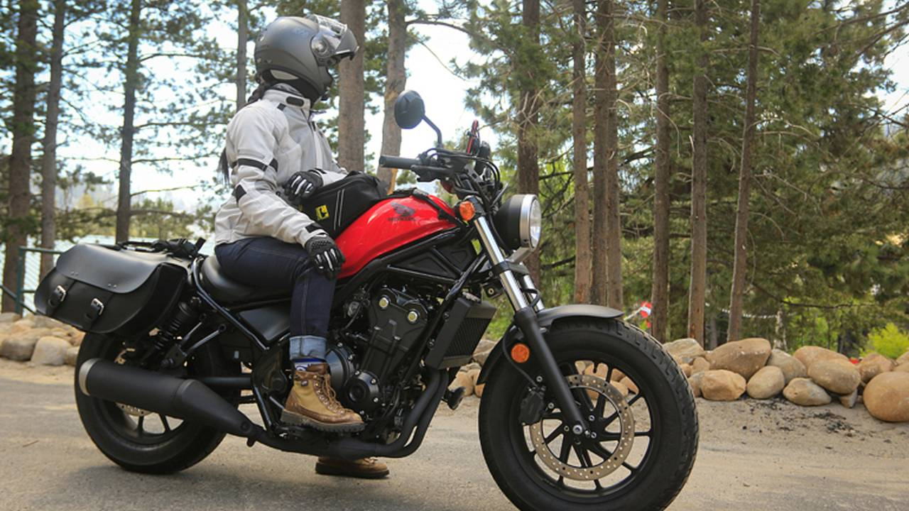 Choosing a motorcycle gear 98