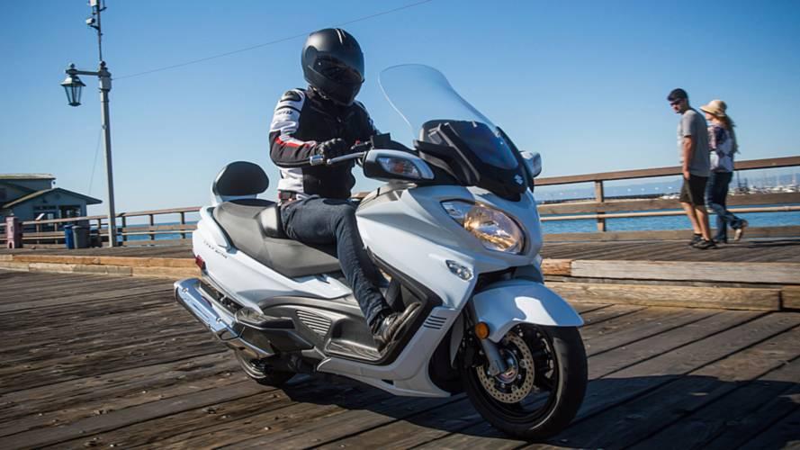 RideApart Review: 2013 Suzuki Burgman 650 ABS