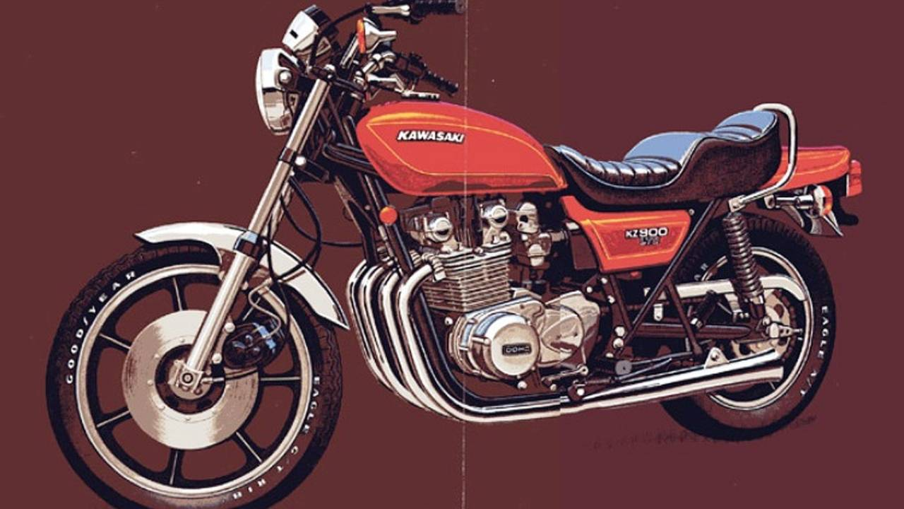 Kawasaki Open Class History - Part 1 The Air Cooled Years