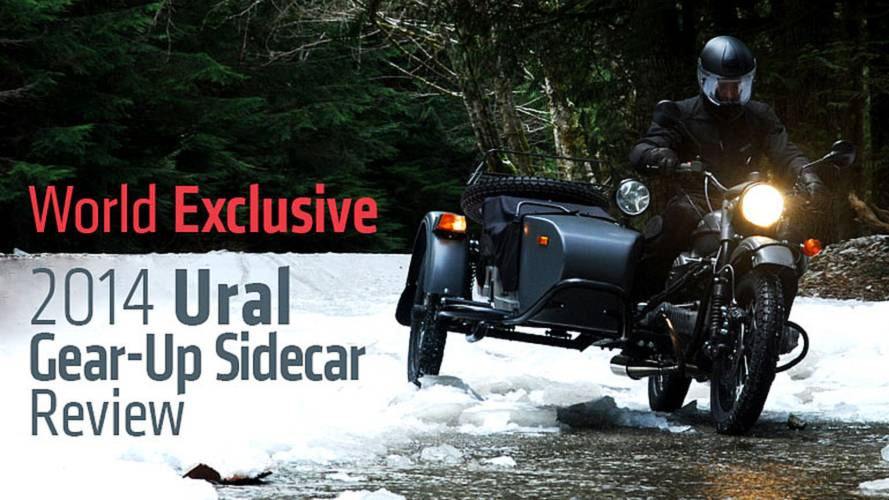 World Exclusive: 2014 Ural Gear-Up Sidecar Review