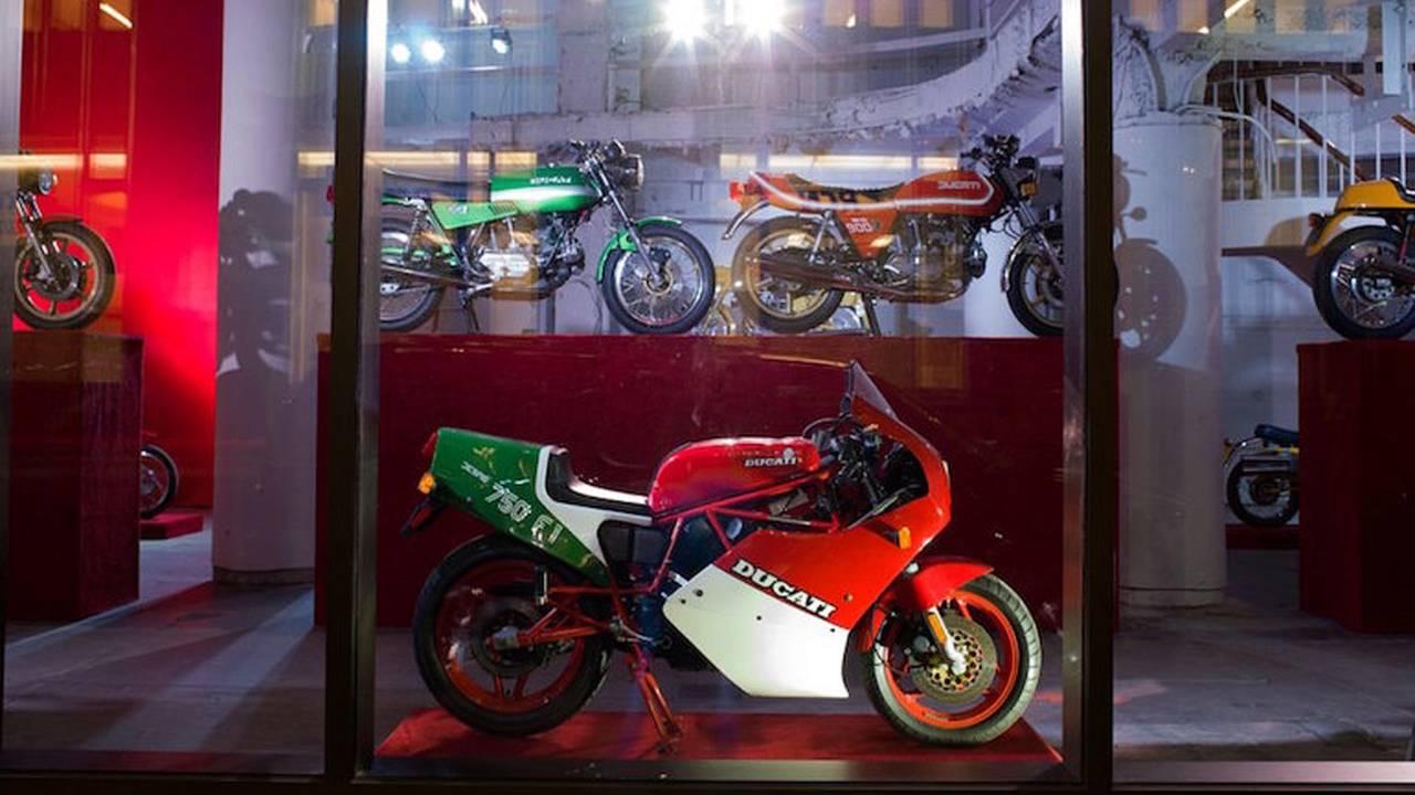 New Exhibition Displays Collection of Classic Elite Italian Bikes