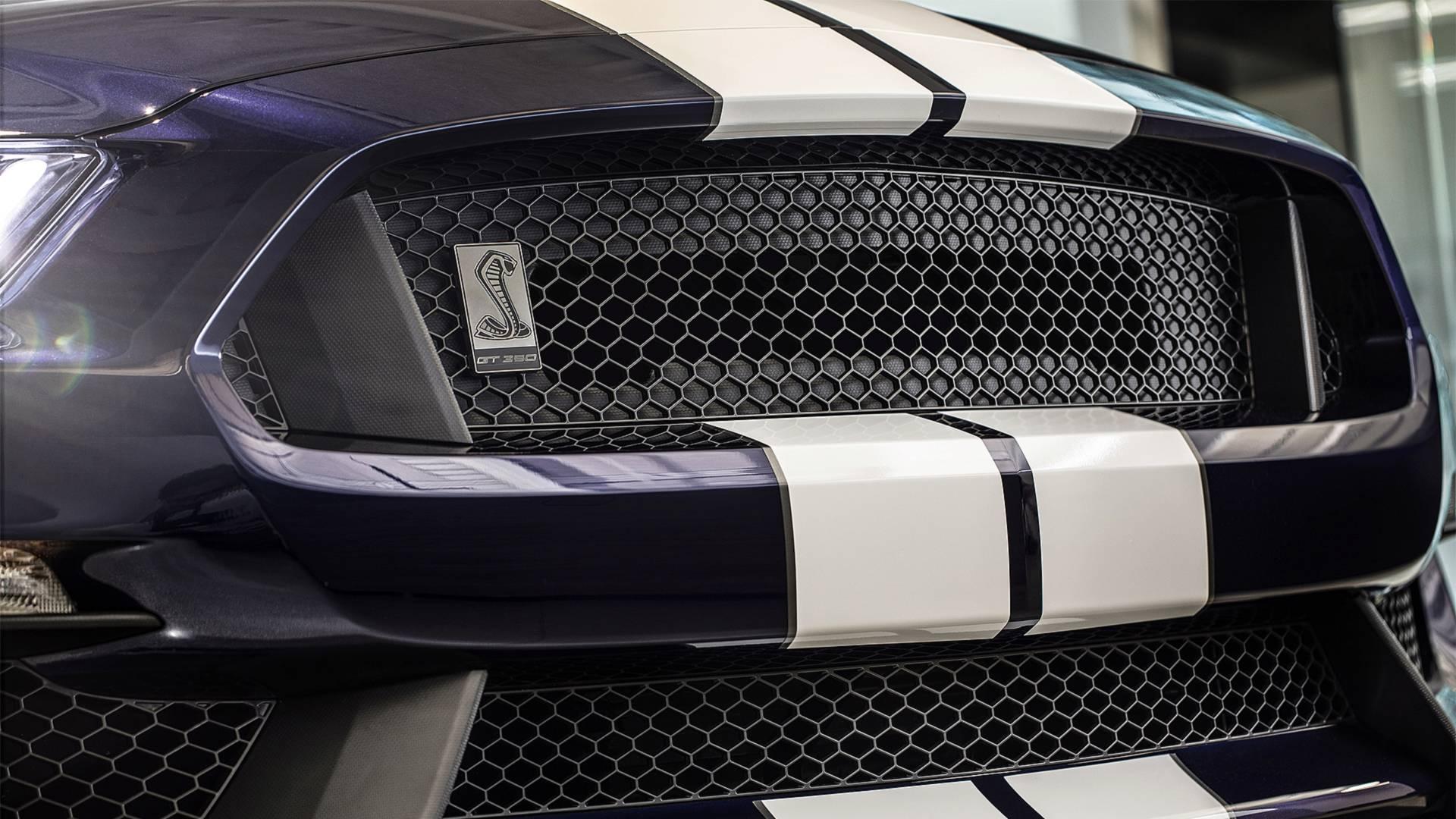 Ford Mustang da atual geração ficará em linha até 2026 2019-ford-mustang-shelby-gt350
