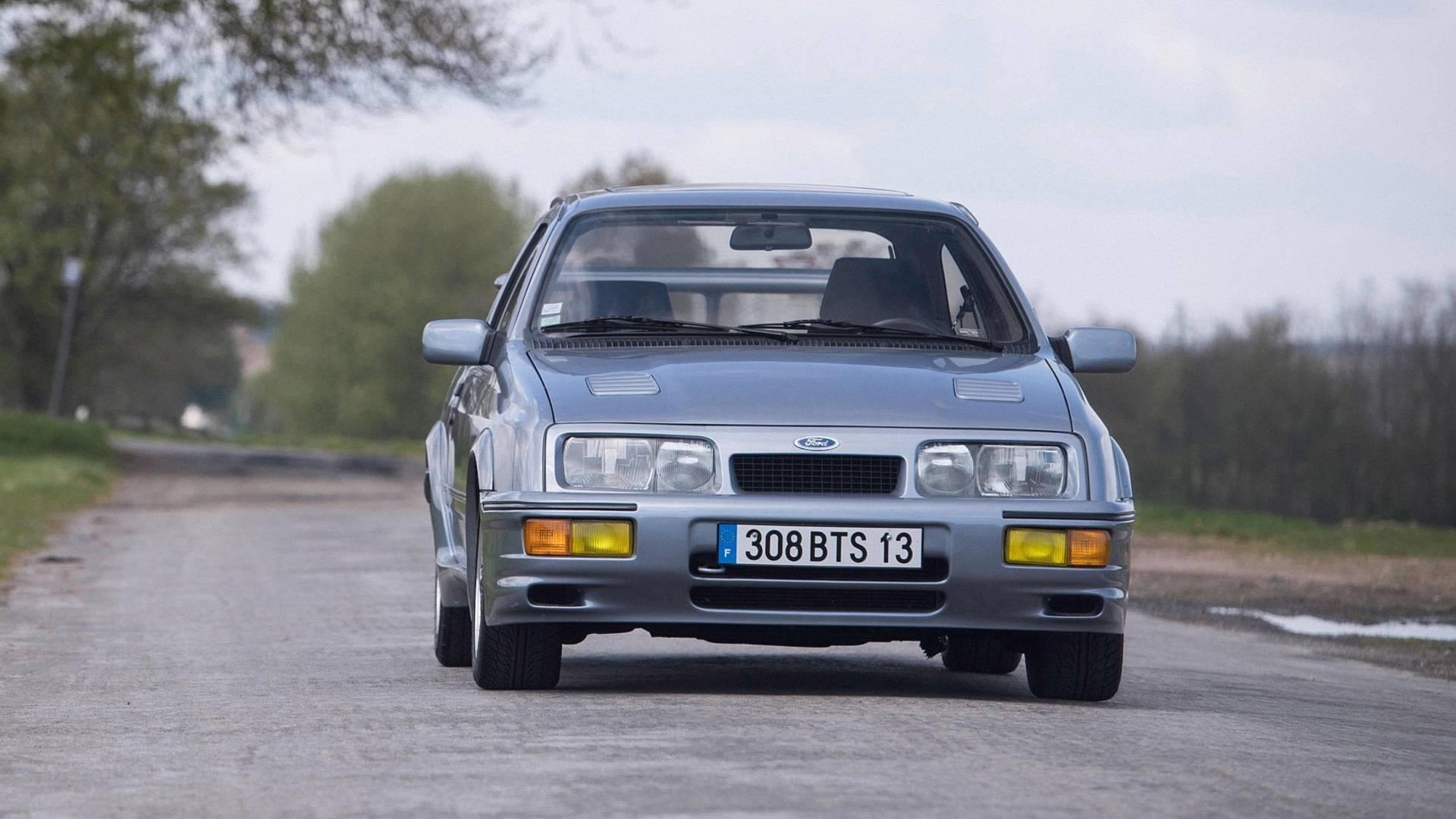 Guide d'achat - Ford Sierra (1982-1993)