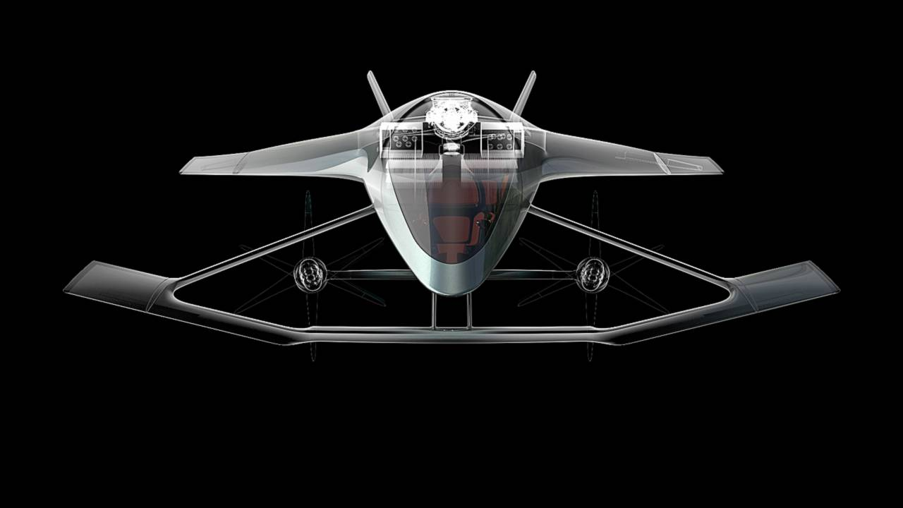 Aston Martin Volante Vision Concept 3107675