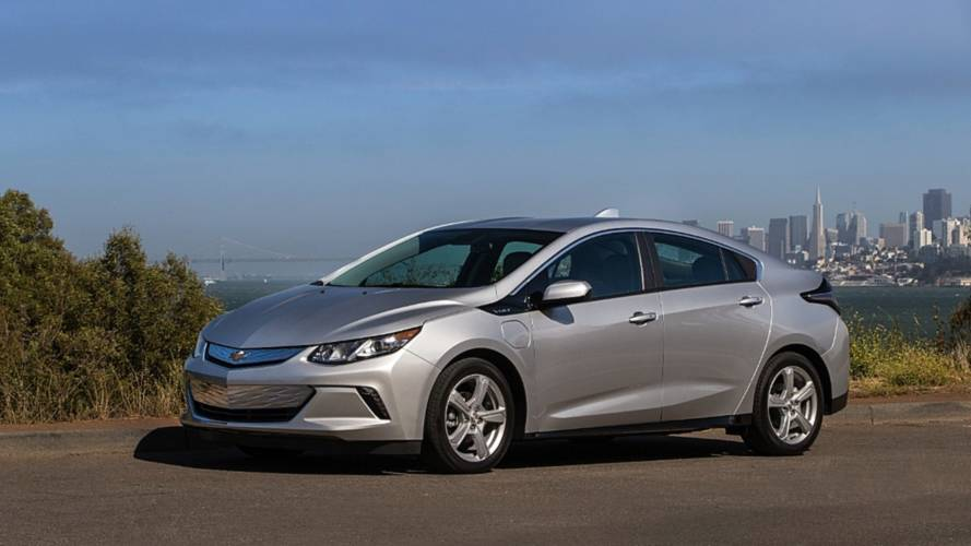 2019 Chevy Volt Gets Upgraded Charger, Power Seats