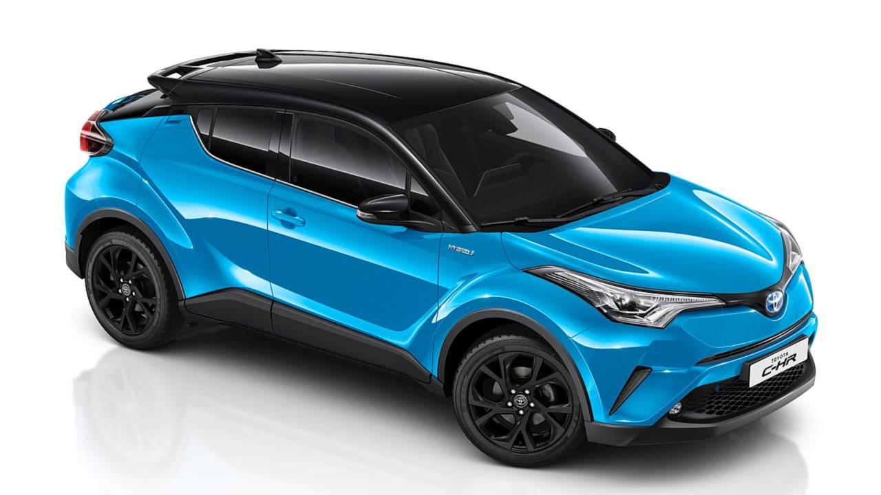 2018 Toyota C-HR refresh