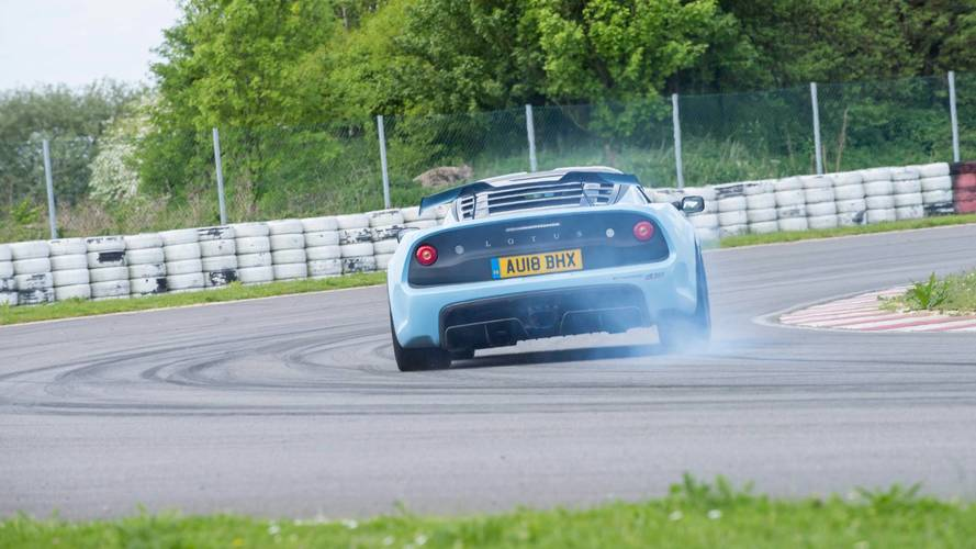 Lotus Exige Sport 410 first drive