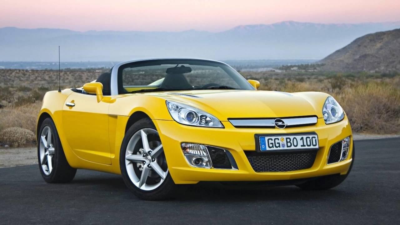 Opel GT (2007-2010)
