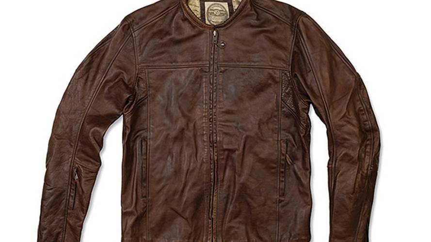 RSD Barfly jacket: understated cool