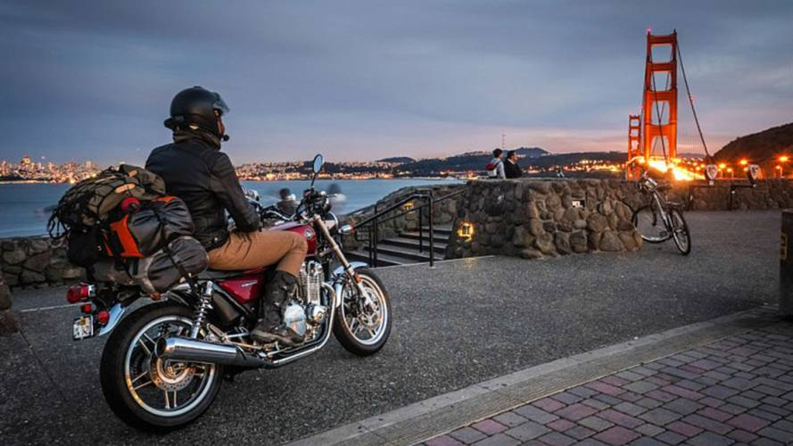 Los Angeles to Portland and Back on the CB1100 DLX - Part One