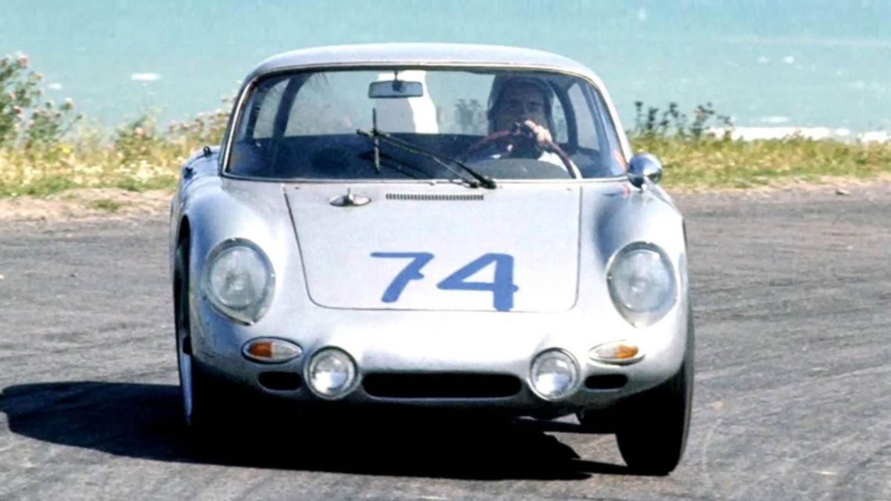 Porsche 356 B 2000 GS-GT (1962)