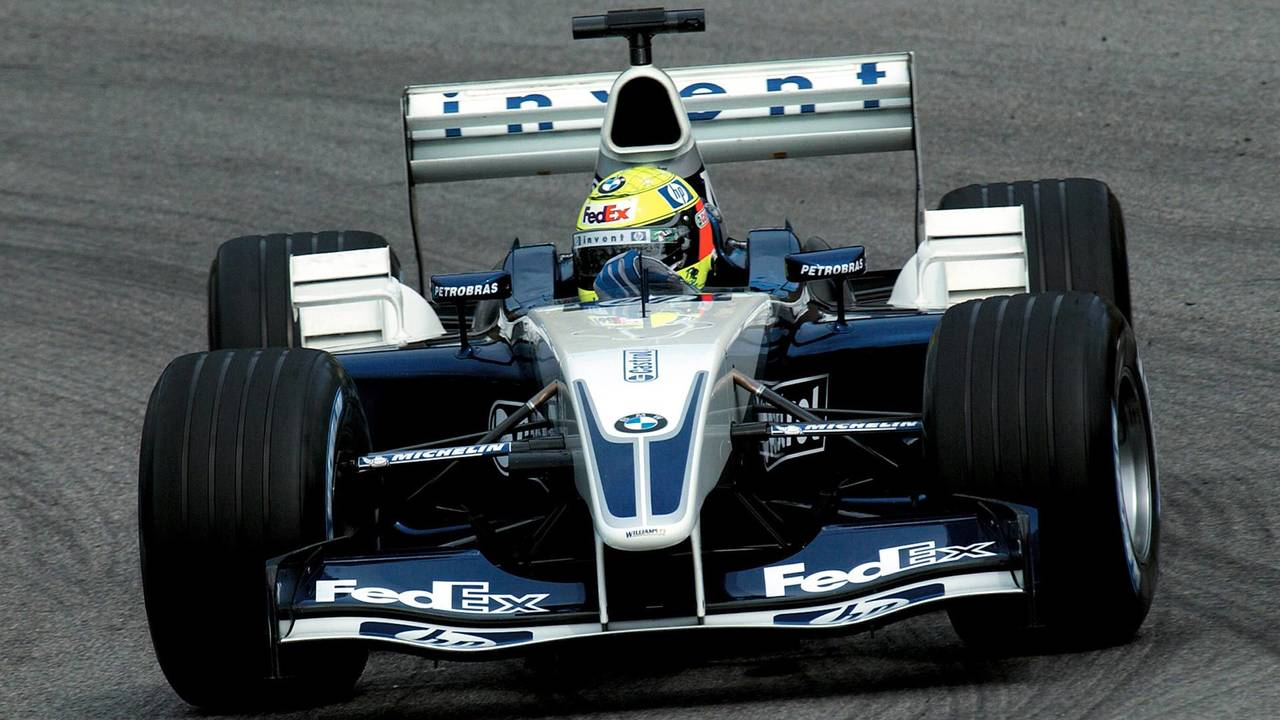BMW Williams F1 FW25