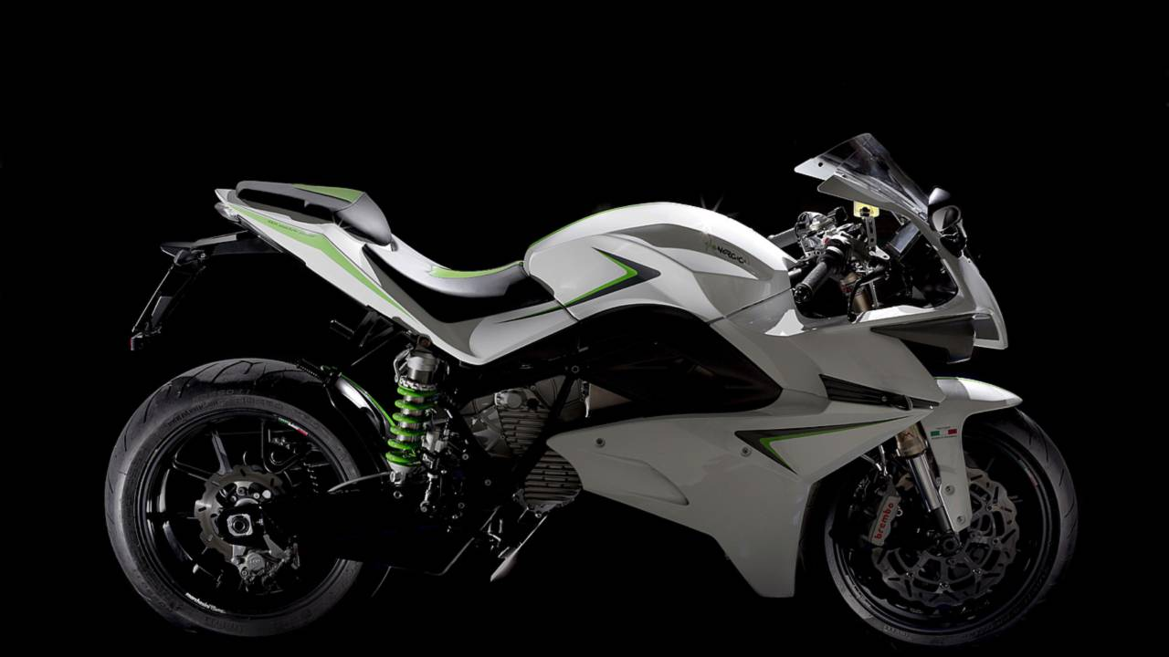 World Exclusive: 2015 Energica Ego Review — Italy's Electric Superbike
