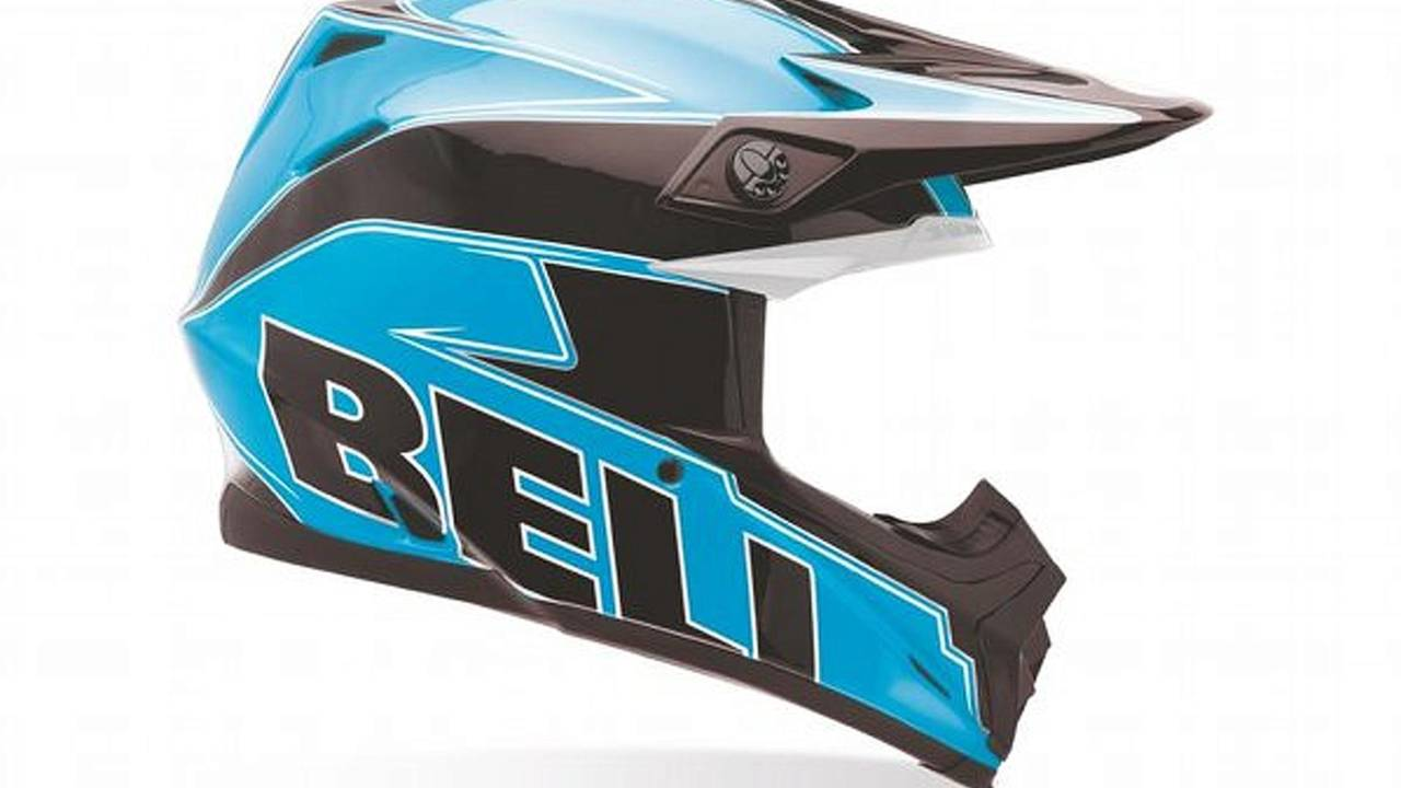 Helmet graphics needn't be awful