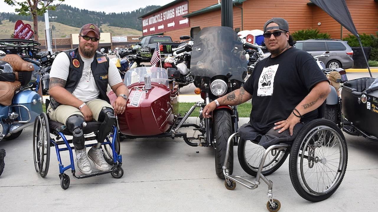 We Catch Up With the Veterans Charity Ride