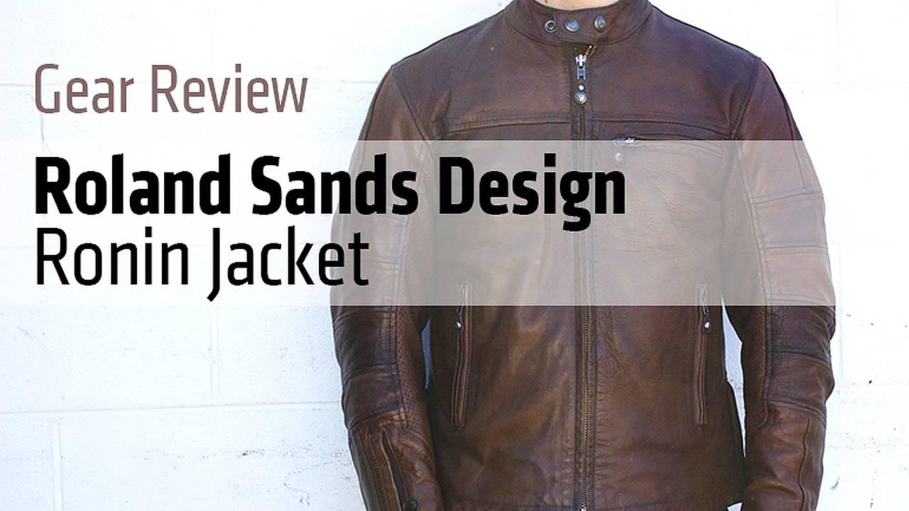 Roland Sands Design Ronin Jacket – Gear Review