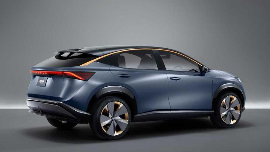 Nissan Ariya debutto il 15 luglio: molto più di una Qashqai elettrica