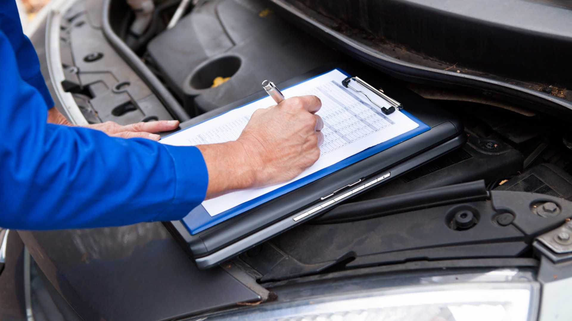 A Look Inside Classic Car Inspections