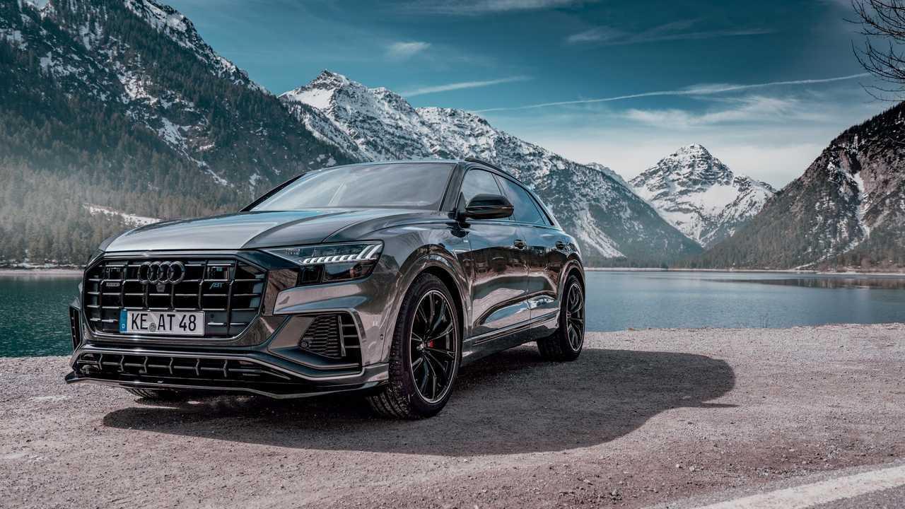 Audi Q8 3.0 TFSI, az ABT által