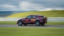 Aston Martin DBX: Letzte Tests