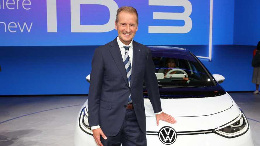 Anklage gegen Diess: Das sagt Volkswagen