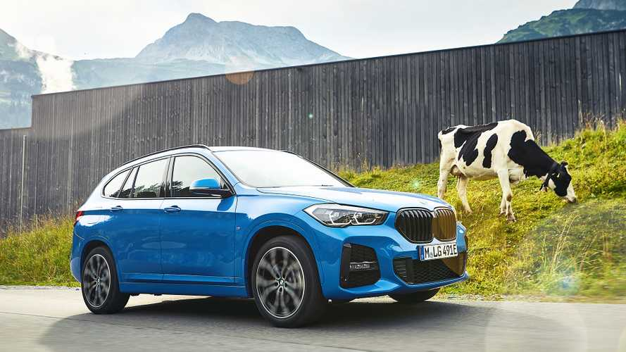 BMW X1 xDrive25e Plug-In Hybrid Priced In The UK